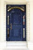 dörröppning Arkivfoto