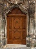 Dörröppning 001 Arkivbilder