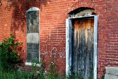 dörröppning Arkivfoton