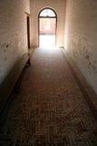 dörröppningskorridor Royaltyfria Bilder