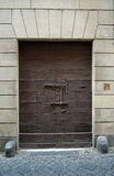 dörr 10 Royaltyfri Fotografi