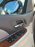 Dörr av en lastbil Royaltyfria Bilder