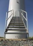 Dörr för vindturbin fotografering för bildbyråer