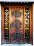 Dörr i Alcala arkivfoton