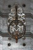 Dörr Klocka Royaltyfria Bilder