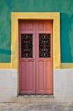 dörr mexico Fotografering för Bildbyråer