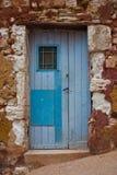 dörr provence arkivbilder