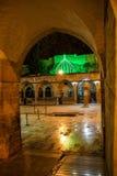 Dörr till moskén Royaltyfria Foton