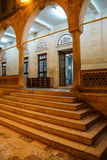 Dörr till moskén Royaltyfri Fotografi