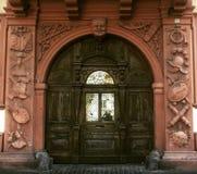 dörrar Fotografering för Bildbyråer