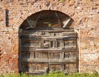 dörrar arkivbild