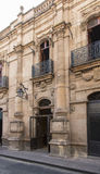 Dörrar av koloniinvånaren morelia Royaltyfria Foton