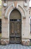 Dörrar av Pyatigorsk Fotografering för Bildbyråer