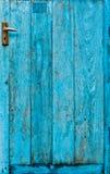 dörrar gjorde trä royaltyfri bild