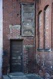 dörrar två Royaltyfri Fotografi
