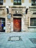 Dörrarna Royaltyfri Fotografi