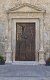 Kyrka för St. Oliva Arkivbilder