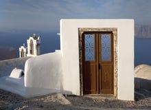Dörren till havet Arkivfoto