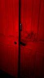 Dörren till helvetet Arkivfoto