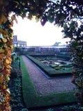 dörrengelska arbeta i trädgården banahemlighet Royaltyfria Bilder
