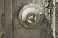 Dörrklocka Fotografering för Bildbyråer