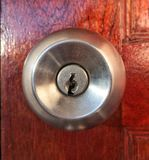 dörrknopp Royaltyfri Fotografi