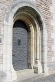 dörrmetall Royaltyfri Bild