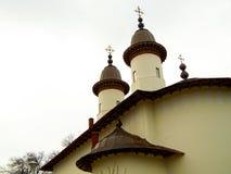 Dörrpassage i medeltida slott Royaltyfria Bilder