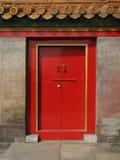 dörrred Arkivfoton