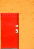 dörrred Royaltyfria Foton