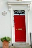 dörrred Royaltyfri Fotografi