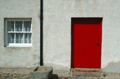 dörrred Arkivbild
