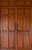dörrteakträ Arkivbild