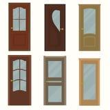 Dörruppsättning för hem Arkivbilder
