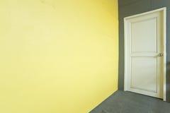 dörrwhite Arkivbild