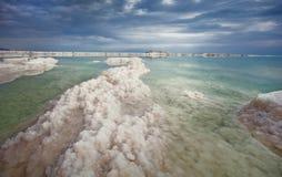 Dött hav Arkivbild