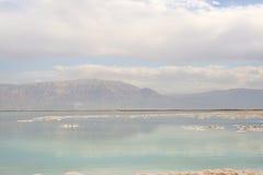dött hav för kust Arkivfoton