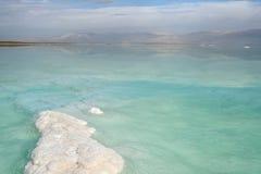 dött hav för kust Arkivfoto