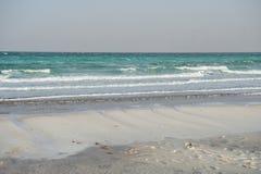 dött hav för kust Royaltyfri Foto