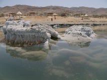 dött hav för strand Arkivbild