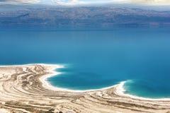 dött israel hav royaltyfri foto