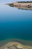 dött jordan hav Royaltyfria Foton