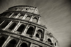 Dúo de Colosseum Imagen de archivo