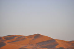 Dünen, Marokko Stockbild