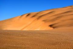 Dünenlandschaft Lizenzfreies Stockfoto