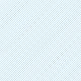 Dünne blaue Schrägstreifen auf weißem Vektorhintergrund Stockbilder