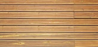 Dünne braune hölzerne Planken Beschaffenheit und Hintergrund stockbild