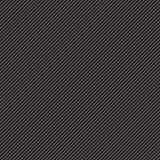 Dünne weiße Schrägstreifen auf schwarzem Vektorhintergrund Stockbild