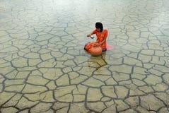 Dürre u. Regenwasser