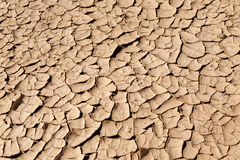 Dürre und Versteppung Stockfotos